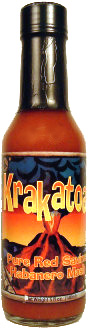 Krakatoa! Hot Sauce