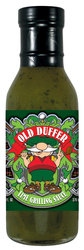 Old Duffer Lime Grilling Sauce