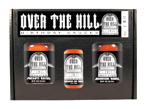 Over The Hill Birthday Gift