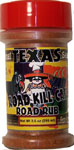 Texas Roadkill Rub