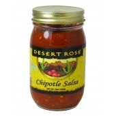 Desert Rose Chipotle Salsa